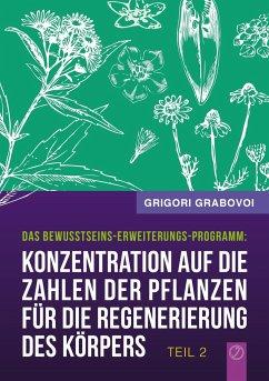 Konzentration auf die Zahlen der Pflanzen für d...