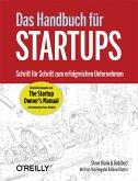 Das Handbuch für Startups (eBook, PDF)