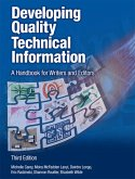 Developing Quality Technical Information (eBook, PDF)