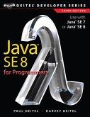 Java SE8 for Programmers (eBook, PDF)