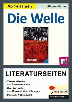 Die Welle - Literaturseiten - Gross, Manuel