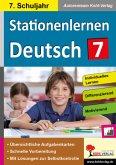 Kohls Stationenlernen Deutsch / 7. Schuljahr