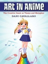 art in anime ebook pdf von dani cavallaro. Black Bedroom Furniture Sets. Home Design Ideas