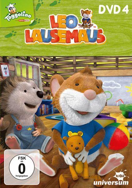 Leo Lausemaus Dvd