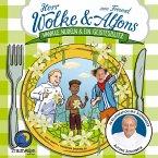 Herr Wolke und sein Freund Alfons: Vanille, Nudeln & ein Geistesblitz (eBook, PDF)