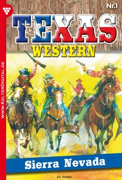Texas Western 1 - Western (eBook, ePUB)