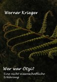 Wer war Ötzi? (eBook, ePUB)