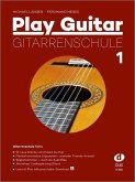 Play Guitar, Gitarrenschule, m. Audio-CD