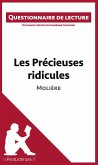 Questionnaire de lecture : Les Précieuses ridicules de Molière