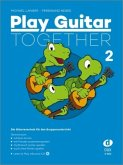 Play Guitar Together!, m. Audio-CD