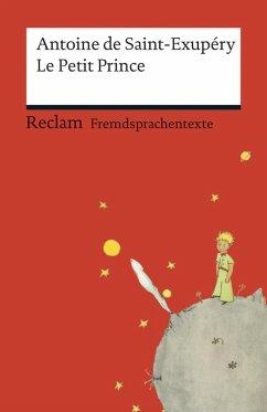 Le Petit Prince (eBook, ePUB) - Saint-Exupéry, Antoine de