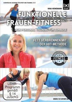 Funktionelle Frauen-Fitness. Vol.1, 1 DVD