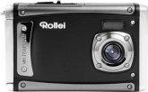 Rollei Sportsline 80 Kompaktkamera schwarz