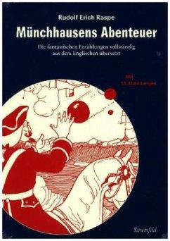 Münchhausens Abenteuer - Raspe, Rudolf E.