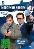 Morden im Norden - Staffel 3 DVD-Box