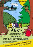 ABC- Abenteuer: Im Wald mit den Letterbabies (eBook, ePUB)