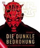 Die dunkle Bedrohung / Star Wars Episode I (Mängelexemplar)