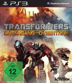 Transformers: Untergang von Cybertron (PlayStation 3)