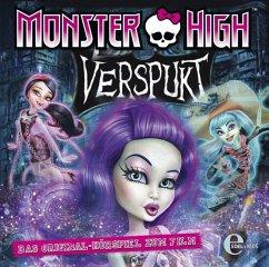 Monster High - Verspukt: Das Geheimnis der Geis...