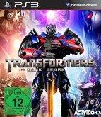 Transformers: The Dark Spark (PlayStation 3)