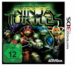 Teenage Mutant Ninja Turtles (Nintendo 3DS)