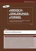 Die Mensch-Erklärungsformel (Teil 4) (eBook, ePUB)