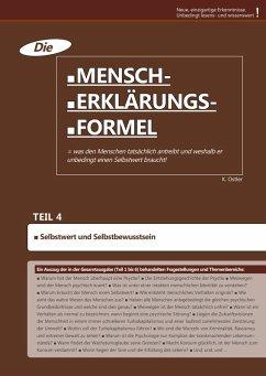 Die Mensch-Erklärungsformel (Teil 4) (eBook, ePUB) - Ostler, K.