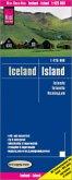 Reise Know-How Landkarte Island / Iceland (1:425.000); Islande / Islandia