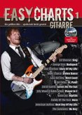 Easy Charts Gitarre, m. MP3-CD