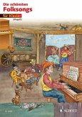Die schönsten Folksongs, für Klavier