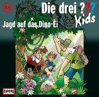 Jagd auf das Dino-Ei / Die drei Fragezeichen-Kids Bd.46