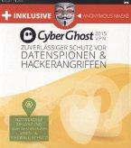 CyberGhost 2015 VPN, 1 DVD-ROM