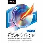 Power2Go 10 Platinum (Download für Windows)