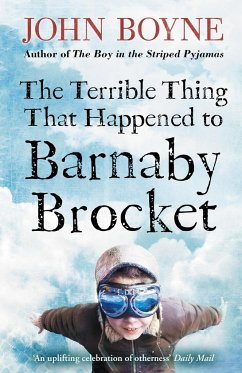 The Terrible Thing That Happened to Barnaby Brocket - Boyne, John