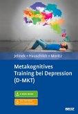 Metakognitives Training bei Depression (D-MKT) (eBook, PDF)