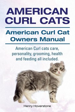 American Curl Cats. American Curl Cat Owners Manual. American Curl Cats care, personality, grooming, health and feeding all included.