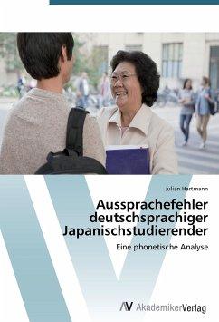 Aussprachefehler deutschsprachiger Japanischstudierender