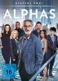 Alphas - Staffel Zwei DVD-Box