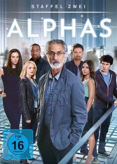 Alphas - Staffel Zwei DVD-Box - David Strathairn,Ryan Cartwright,Warren...