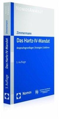 Das Hartz-IV-Mandat - Zimmermann, Ludwig
