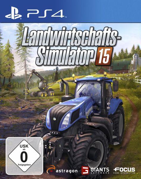landwirtschafts simulator 15 playstation 4 games. Black Bedroom Furniture Sets. Home Design Ideas