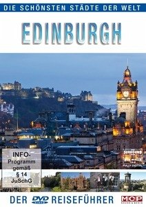 die sch nsten st dte der welt edinburgh auf dvd portofrei bei b. Black Bedroom Furniture Sets. Home Design Ideas