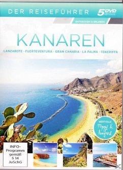 Der Reiseführer - Kanaren (5 Discs)