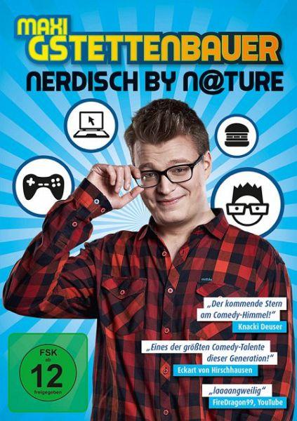 Maxi Gstettenbauer - Nerdisch by N@ture - Gstettenbauer,Maxi