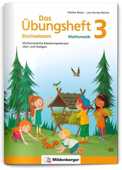Das Übungsheft Basiswissen Mathematik 3 - Meyer, Wiebke; Schuck, Lara Denise