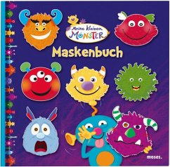 Meine kleinen Monster - Maskenbuch (Mängelexemp...