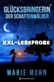Glücksbringerin der Schattenwälder - XXL Leseprobe (eBook, ePUB)