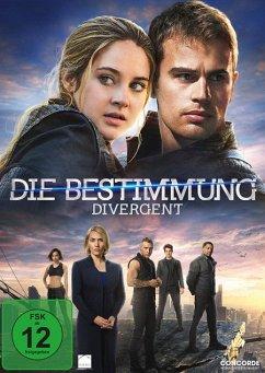 Die Bestimmung - Divergent - Woodley,Shailene/James,Theo