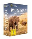 National Geographic - Wunder der Natur (4 Discs)