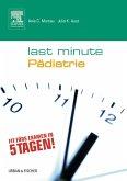 Last Minute Pädiatrie (eBook, ePUB)